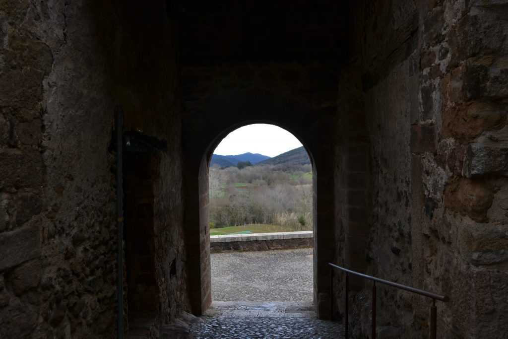 murallas de santa pau