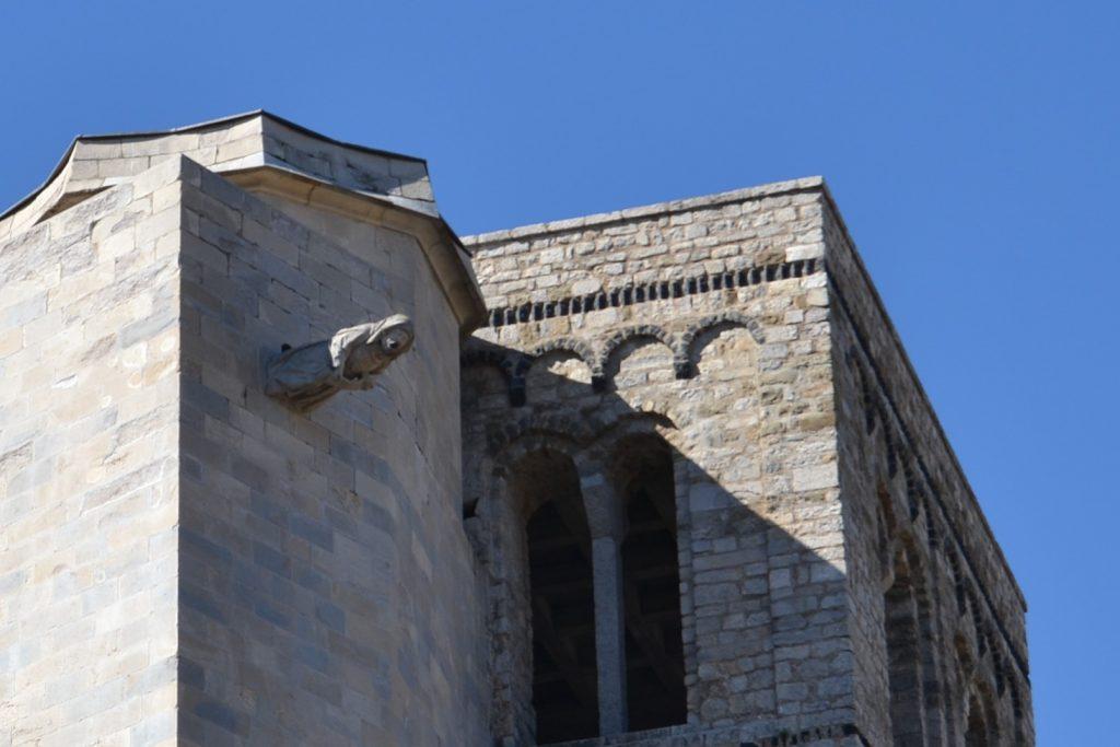 Detalle de la Catedral de Gerona