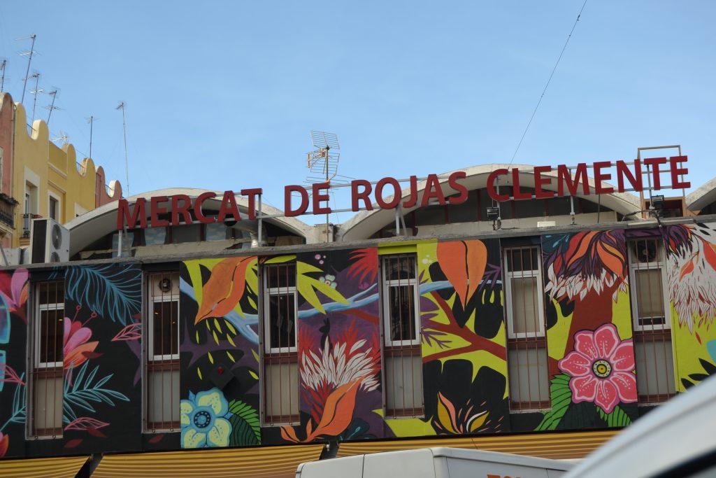 Mercado de Rojas Clemente en Valencia