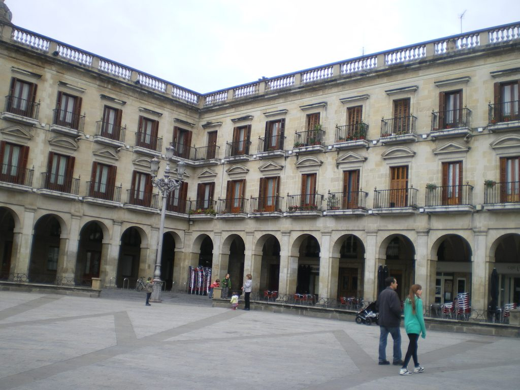 Plaza Mayor de Vitoria