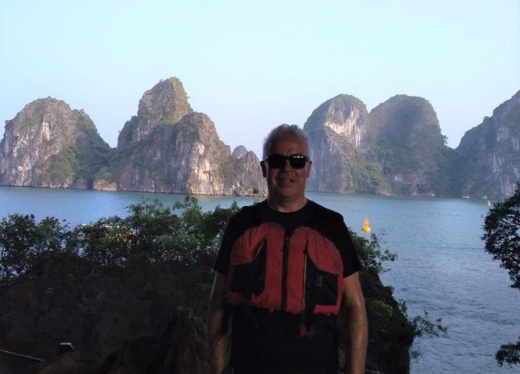 Juan Carlos en Vietnam