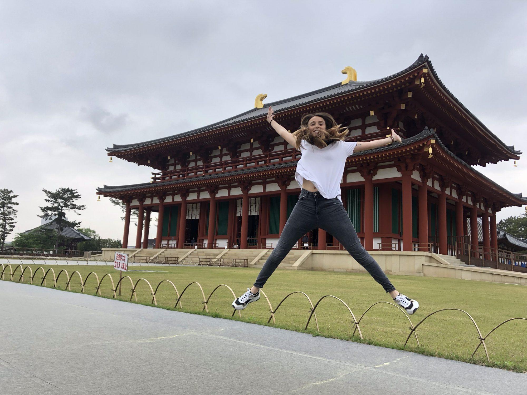 Mis amigos viajeros: Japon